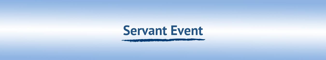 Servant Events