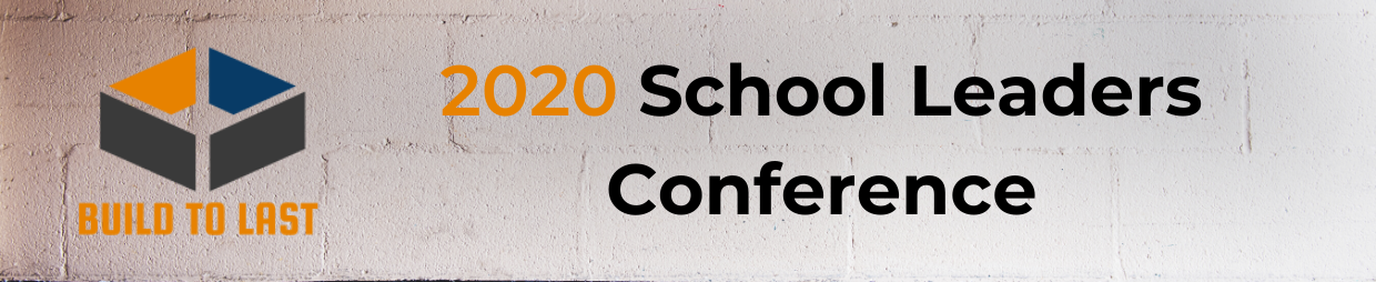 2020 District School Leaders Conference